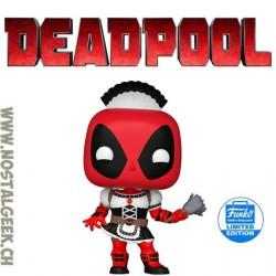 Funko Pop Marvel Deadpool (French Maid) Edition Limitée
