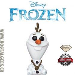 Funko Pop Disney Frozen 2 Olaf (Diamond collection) Exclusive Vinyl Figure