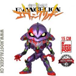Funko Pop 15 cm Neon Genesis Evangelion Eva Unit 01(Bloody) Edition Limitée