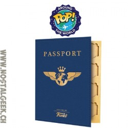 Funko Around The World Passport