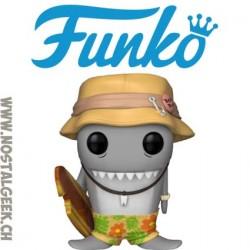 Funko Pop Funko Spastik Plastik Fin du Chomp Exclusive Vinyl Figure