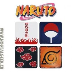 Naruto Shippuden 4 Coasters Set