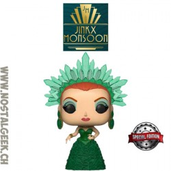 Funko Pop Drag Queen Jinkx Monsoon Exclusive Vinyl Figure