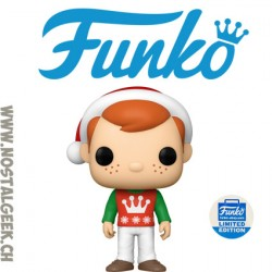 Funko Pop Santa Freddy Funko Exclusive Vinyl Figure