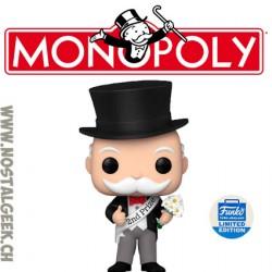 Funko Pop Retro Toys Mr. Monopoly Beauty Contest Edition Limitée