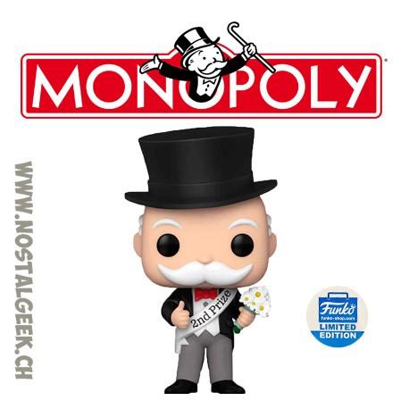 Funko Pop Retro Toys Mr. Monopoly Beauty Contest Vinyl Figure