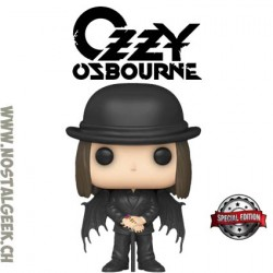 Funko Pop Rocks Ozzy Osbourne (Ordinary Man) Exclusive Vinyl Figure