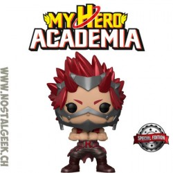 Funko Pop! Anime My Hero Academia Eijiro Kirishima (Metallic) Edition Limitée