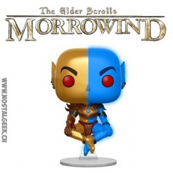 Funko Pop! Games Elder Scroll Morrowind Vivec Phosphorescent Edition Limitée