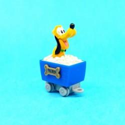 Disney Mickey et ses amis Pluto wagon Figurine d'occasion (Loose)