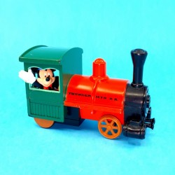 Disney Mickey Mouse Train Figurine d'occasion (Loose)
