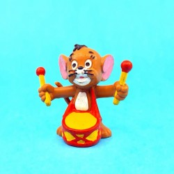 Tom & Jerry - Jerry drums second hand figure (Loose)