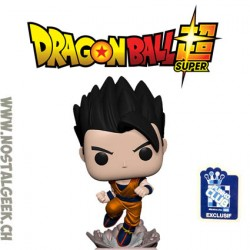 Funko Pop Dragon Ball Super Gohan (Rush) (Metallic) Edition Limitée
