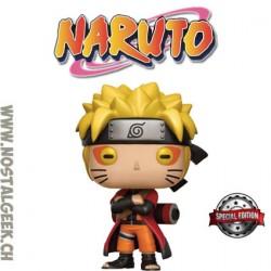 Funko Pop! Manga Naruto Naruto Sage Mode Edition Limitée