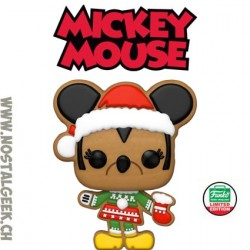 Funko Pop Disney Holiday Gingerbread Minnie Mouse Edition Limitée
