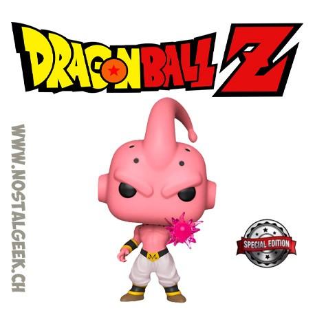 Funko Pop Animation Dragon Ball Z Kid Buu Kamehameha Exclusive Vinyl Figure