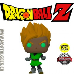 Funko Pop Dragon Ball Z Super Saiyan Gohan Phosphorescent Edition Limitée