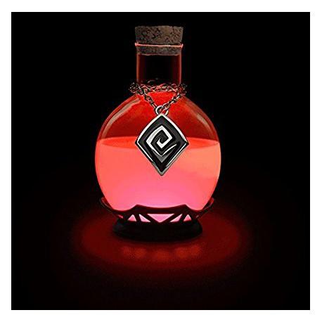 Lampe LED Potion 4 couleurs