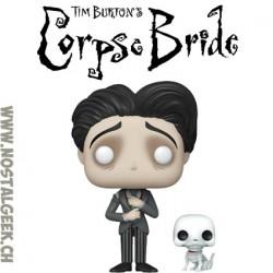 Funko Pop Movies Corpse Bride Victor with Scraps Vinyl Figure