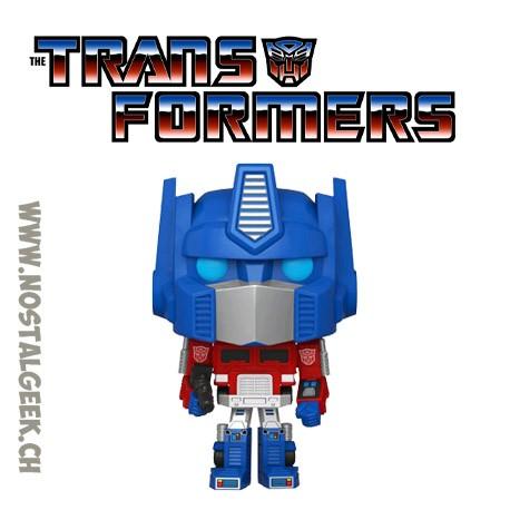 Funko Pop Retro Toys Transformers Optimus Prime Vinyl Figure