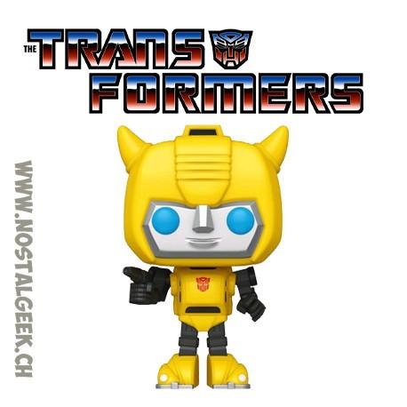 Funko Pop Retro Toys Transformers Bumblebee Vinyl Figure