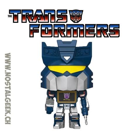 Funko Pop Retro Toys Transformers Soundwave Vinyl Figure