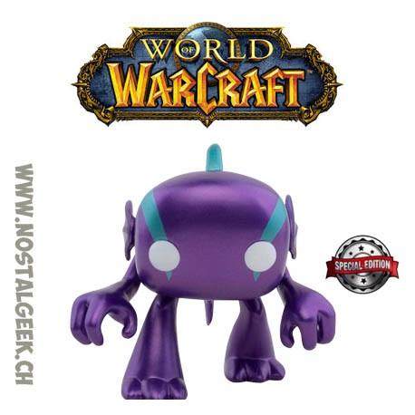Funko Pop! Games World of Warcraft Murloc (Metallic) Exclusive Vinyl Figure