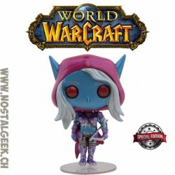 Funko Pop! Games World of Warcraft Lady Sylvanas (Metallic) Edition Limitée