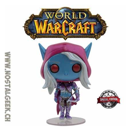 Funko Pop! Games World of Warcraft Lady Sylvanas (Metallic) Exclusive Vinyl Figure