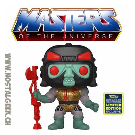 Funko Pop SDCC 2020 MOTU Blast-Attack Exclusive Vinyl Figure