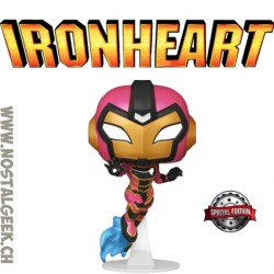 Funko Pop Marvel Ironheart Exclusive Vinyl Figure