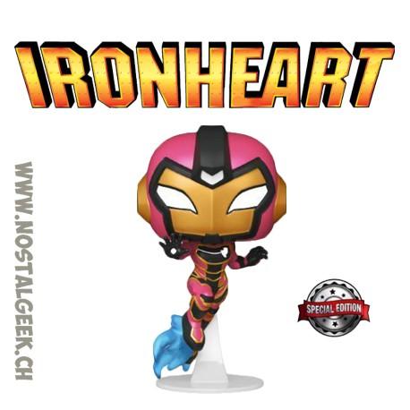 Funko Pop Marvel Ironheart Exclusive Vinyl Figure