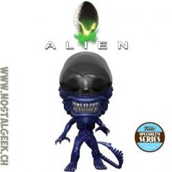 Funko Pop Movie Alien Xenomorph (Blue Metallic) Exclusive Vinyl Figure