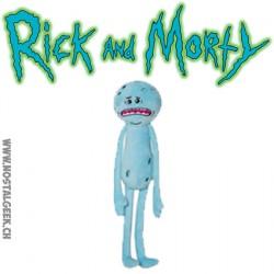 Peluche Rick et Morty : Mr Meeseeks (Monsieur Larbin) Triste