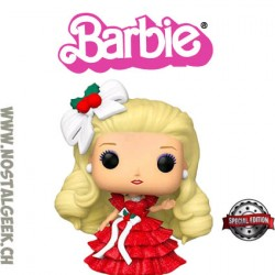 Funko Pop Retro Toys Barbie Holiday Barbie 1988 Exclusive Vinyl Figure