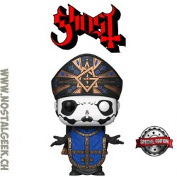 Funko Pop Rocks Ghost Papa Emeritus IV Exclusive Vinyl Figure