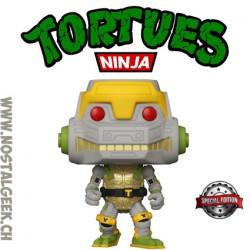 Funko Pop Retro Toys Les Tortues Ninja Metalhead Edition Limitée