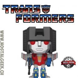 Funko Pop Retro Toys Transformers Starscream Edition Limitée