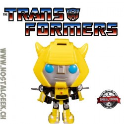 Funko Pop Retro Toys Transformers Bumblebee (Transforming) Edition Limitée