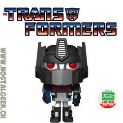 Funko Pop Retro Toys Transformers Nemesis Prime Edition Limitée