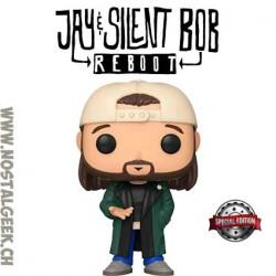 Funko Pop Jay and Silent Bob Reboot Silent Bob Exclusive Vinyl Figure