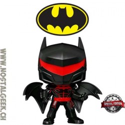 Funko Pop DC Heroes Batman Hellbat Exclusive Vinyl Figure