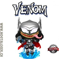 Funko Pop Marvel Venomized Thor Exclusive Vinyl Figure