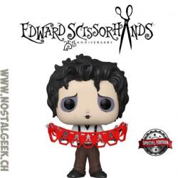 Funko Pop! Movie Edward Scissorhand - Edward with Kirigami Exclusive Vinyl Figure