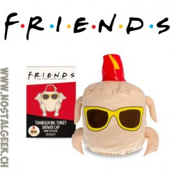 Friends Friends Thanksgiving Turkey Shower Cap