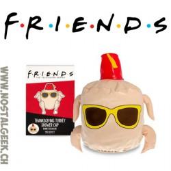 Friends Friends Thanksgiving Turkey Shower Cap