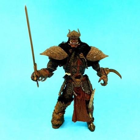 Dark Age Spawn The Samurai Wars - Samurai Spawn second hand figure (Loose)