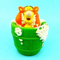 Disney Winnie the Pooh Tigger in bath second hand figure (Loose)