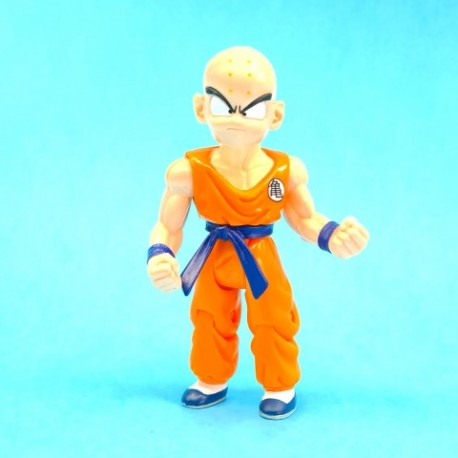 Dragon Ball Z Krillin with hair second hand Action figure (Loose)