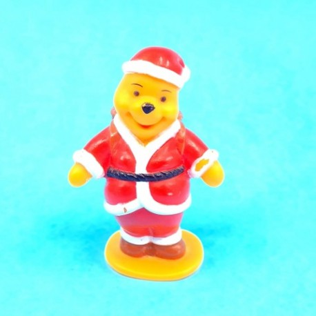 Disney Winnie the Pooh Santa Claus second hand figure (Loose)